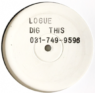 "Logue - Dig This (12"") (Promo) (VG-/NM)"